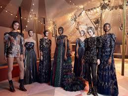 Grazia Design Every Single Exclusive Look Maria Grazia Chiuri Created For