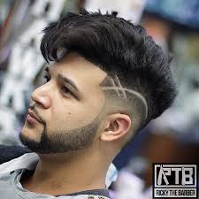 Side Cut Designs 60 Long Hairstyles For Men 2020 Update