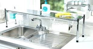 over the sink rack dish