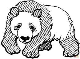 Small Picture Panda coloring page Free Printable Coloring Pages