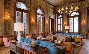 Soho House Istambul, hotel, resting area, living room ideas, interior design  magazine ...