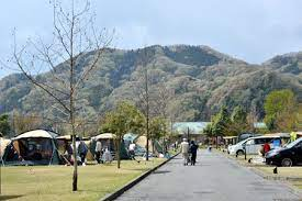 出会い の 森 総合 公園 オート キャンプ 場