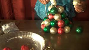 Super Fantastic and Easy to Make Ornament Tree (using Dollar Tree  Materials) !! - YouTube