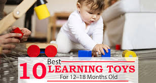 10 Best Learning Toys For Kids (12 – 18 Months Old)