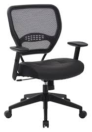 eco office furniture. Amazon.com - SPACE Seating Professional AirGrid Dark Back And Padded Black Eco Leather Seat. Arm ChairsOffice Office Furniture E
