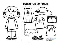 Summer theme activities and printables for Preschool, Pre-K and ...