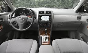 Toyota Corolla Interior | Car Models