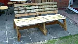 modern pallet furniture. Easy Pallet Bench Homemade Outdoor Furniture White Build A Modern Park Free And Project