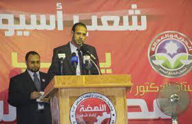 الكابتن عماد النحاس: د. مرسي سينهض بمصر - إخوان أونلاين - الموقع الرسمي  لجماعة الإخوان المسلمين