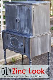 Zinc Finish Furniture 80 Best Zinc Metal And Galvanized Steel Images On Pinterest
