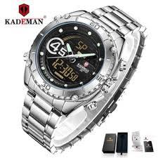 <b>Kademan</b> relógio oficial loja, Loja Online | Shopee Brasil