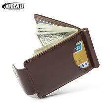 lukatu men wallets high quality leather purse male fashion money bag mini purses man vintage card bag short wallets carteira
