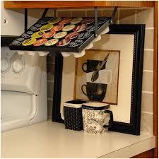 Under Cabinet Shelving Kitchen Under Cabinet Knife Storage Drawer Amazoncom Interdesign York Lyra