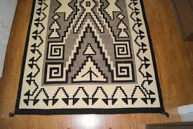 navajo rug designs two grey hills. Historic Two Grey Hills Storm Pattern Variant Navajo Rug Weaving For Sale Photo 4 Designs I