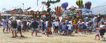 The Elkhart County 4 H Fair Is The 2nd Largest County Fair