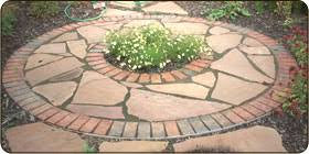 loose flagstone patio. How To Build A Concrete Block Patio Ehow Ask Home Design Loose Flagstone