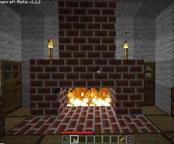 a simple design for a fireplace just try not to burn your house down or