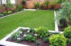 Of Garden Design And Decoration Ideas Using Modern White Garden