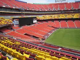 Washington Redskins Zone B Club Redskinsseatingchart Com