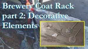 Coat Rack Part Sean the Blacksmith Brewery coat rack part 100 Decorative Elements 88
