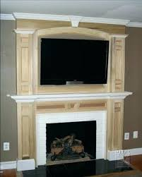 how to build a fireplace mantel how to build a rustic fireplace mantel shelf over stone