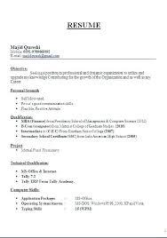 Assistant Professor Resume Fresher Lecturer Template Sample Of