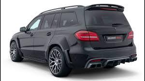 (554)кожа наппа двухцветная amg exclusive коричневый трюфель / чёрная. 2018 Brabus 850 Based On Mercedes Amg Gls 63 X166 Youtube