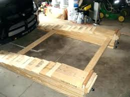 how to make a wooden ramp how to build car ramps building a wooden ramp wooden