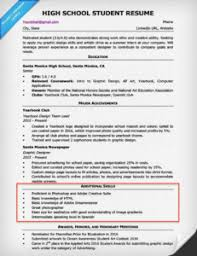 Awesome Collection Of Skill Section Of Resume Example Stunning 20