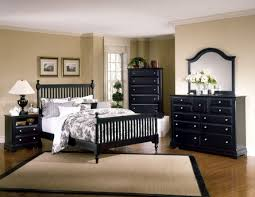 bedroom furniture in black. Others: Wonderful Black Bedroom Furniture Sets Decobizz Regarding In E