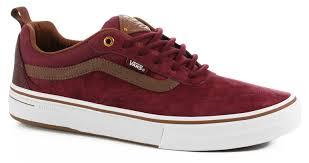 vans shoes red. vans-kyle-walker-pro-skate-shoes vans shoes red