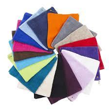 egyptian cotton golf towel
