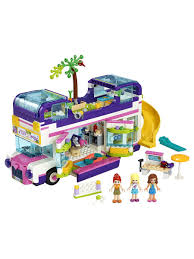 <b>Конструктор LEGO Friends</b> 41395 Автобус для друзей LEGO ...