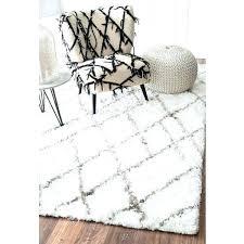 nuloom moroccan trellis rug trellis rug handmade trellis plush white silky rug polyester a liked
