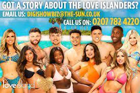 Love Island 2021 LIVE – The girls fight ...