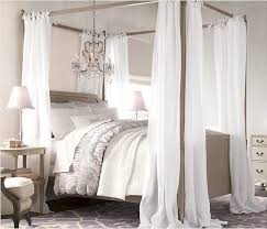 Nice 43 Best Diy Bedroom Canopy for Those Renting Apartment ...