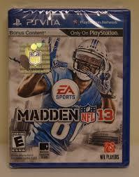 Madden NFL 13 (Sony PlayStation Vita ...