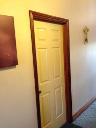 Staining Interior Doors Stained Interior Doors Wood Stained Interior