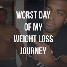 the worst day of my weight loss journey fitness