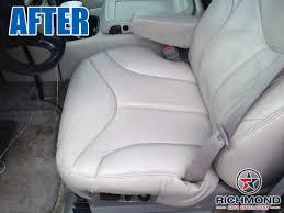 1999 2000 gmc sierra sle z71 slt cloth seat cover driver bottom medium dark oak