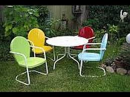 Vintage Lawn Furniture~Vintage Outdoor Furniture Australia