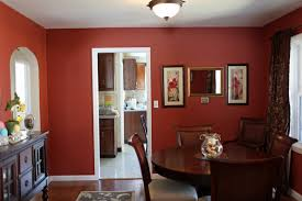 Attractive Inspiration Dining Room Red Paint Ideas Dining Room Color Ideas  On Home Design.