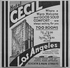 The vanishing at the cecil hotel, lifts the lid on the sordid guest house that allowed serial killer richard ramirez go undetected for so long. The Strange Similarities Between Elisa Lam And Beth Short Aka The Black Dahlia Esotouric
