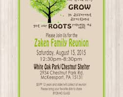 Il X Shvk Cute Family Reunion Invitation Templates Techcommdood Com