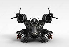 3d黑色玩具飞机模型黑色玩具飞机3d模型下载3d学苑