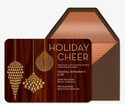 Holiday Party Invitations - Evite.com