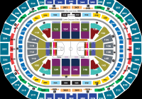 Pepsi Center Seating Chart Concert Seating Chart Page 439 Of 462 Seating Chart United States
