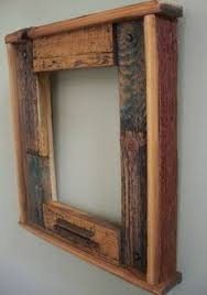 rustic wood picture frames. Reclaimed Wood Frame | DIY Pinterest Woods, Projects And Pallets Rustic Picture Frames