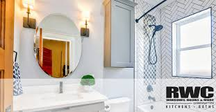 making a small bathroom space feel huge