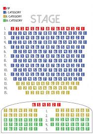 Budapest Danube Palace Seating Plan Budapest Concert
